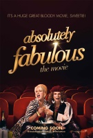 Absolutely Fabulous: The Movie (cc) -click for show times