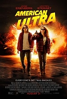 American Ultra (cc/ds) -click for show times