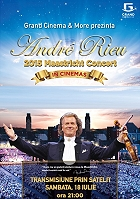 Andre Rieu's 2015 Maastricht Concert -click for show times
