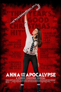 Anna And The Apocalypse [2017] -click for show times
