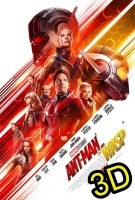 Ant-Man And The Wasp (IN 3D) -click for show times