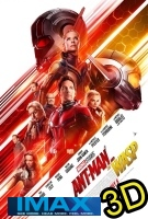 Ant-Man And The Wasp (IMAX EXPERIENCE IN 3D) (cc/dvs) -click for show times