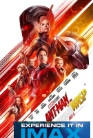 Ant-Man And The Wasp (IMAX EXPERIENCE) (cc/dvs) -click for show times