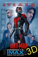Ant-man ( A 3D IMAX EXPERIENCE ) -click for show times