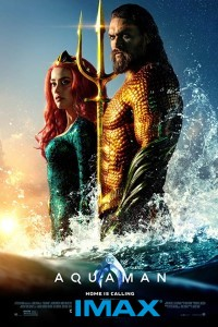 Aquaman [2018] (IMAX EXPERIENCE) (cc/dvs) -click for show times