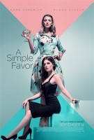 A Simple Favor (cc/dvs) -click for show times