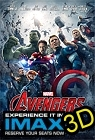 The Avengers: Age Of Ultron ( A 3D IMAX EXPERIENCE ) -click for show times
