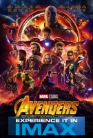 Avengers: Infinity War (IMAX EXPERIENCE) -click for show times