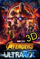 Avengers: Infinity War (ULTRAAVX IN 3D) -click for show times