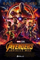 Avengers: Infinity War (cc/dvs) -click for show times