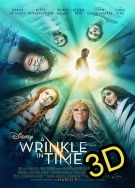 A Wrinkle In Time (IN 3D) (cc/dvs) -click for show times