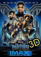Black Panther (2018) (IMAX EXPERIENCE IN 3D) -click for show times