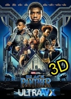 Black Panther (2018) (ULTRAAVX 3D) -click for show times