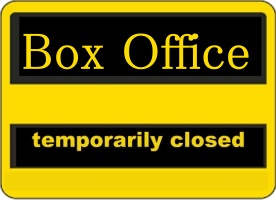 Box Office Temporarily Closed