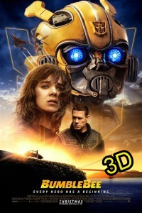 Bumblebee (IN 3D) (cc/dvs) -click for show times