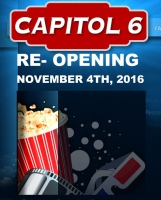 Capitol 6 Re-opening -click for show times
