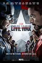 Captain America: Civil War -click for show times