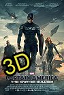 Captain America: The Winter Soldier (In 3D) -click for show times