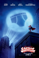 Captain Underpants: The First Epic Movie (cc/ds) -click for show times