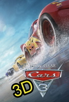 Cars 3 (IN 3D) -click for show times