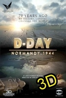 D-day: Normandy 1944 (2014) (IN 3D)