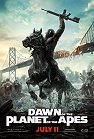 Dawn Of The Planet Of The Apes (cc/ds) -click for show times