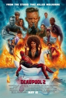 Deadpool 2 (cc/dvs) -click for show times