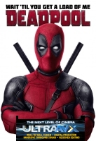 Deadpool (2016) (ULTRAAVX) -click for show times