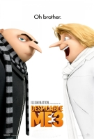Despicable Me 3 (cc/dvs) -click for show times
