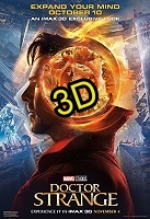 Doctor Strange (IN 3D) (cc/ds) -click for show times