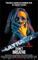 Don't Breathe (ULTRAAVX) -click for show times