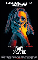 Don't Breathe (cc/ds) -click for show times
