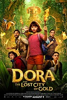 Dora And The Lost City Of Gold [2019] -click for show times