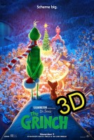 Dr. Seuss' The Grinch [2018] (IN 3D) (cc/dvs) -click for show times