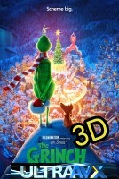 Dr. Seuss' The Grinch (2018) (ULTRAAVX IN 3D)