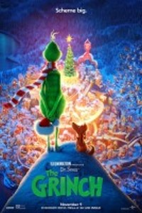 Dr. Seuss' The Grinch [2018] (cc/dvs) -click for show times