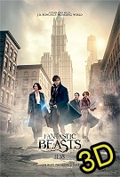 Fantastic Beasts And Where To Find Them (IN 3D) -click for show times