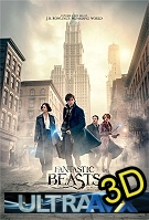 Fantastic Beasts And Where To Find Them (ULTRAAVX 3D) -click for show times