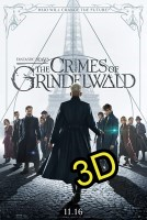 Fantastic Beasts: The Crimes Of Grindelwald (IN 3D) (cc/dvs) -click for show times