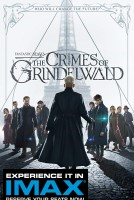 Fantastic Beasts: The Crimes Of Grindelwald (IMAX EXPERIENCE) (cc/dvs) -click for show times