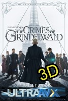 Fantastic Beasts: The Crimes Of Grindelwald (ULTRAAVX 3D) -click for show times