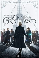 Fantastic Beasts: The Crimes Of Grindelwald (cc/dvs) -click for show times