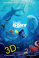 Finding Dory (IN 3D) (cc) -click for show times