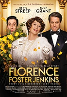 Florence Foster Jenkins (cc/ds) -click for show times