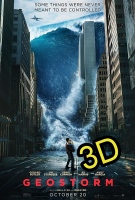 Geostorm (IN 3D) -click for show times