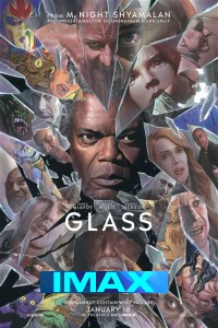Glass (IMAX EXPERIENCE) -click for show times