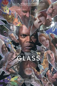 Glass (cc) -click for show times