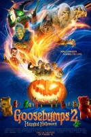 Goosebumps 2: Haunted Halloween -click for show times