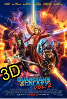 Guardians Of The Galaxy Vol 2 (IN 3D) (cc/ds) -click for show times