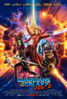 Guardians Of The Galaxy Vol 2 (cc/ds) -click for show times